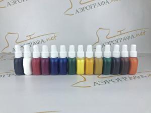 Комплект красок Базовый